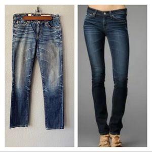 AG adriano goldschmied premiere skinny jeans 27